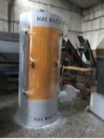 Plastik kurutma makinası