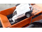 Scrap Car Shredder