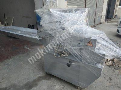Yatay Çoklu Set Paketleme Makinası