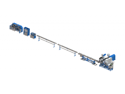 Drip Irrigation Pipe Production Lines