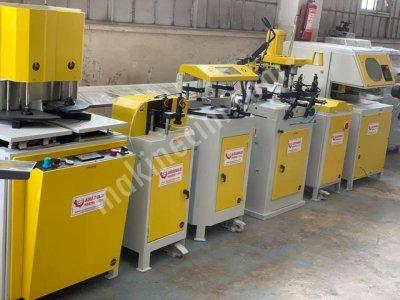 Pvc Makinaları Anadolu Makinadan Tam Set 6 Adet Bakımlı