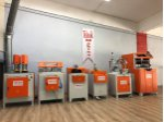 Full Otomatik Tam Takım Pvc İşleme Makinalari