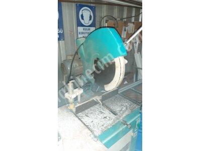 400Lük Alüminyum Profil Kesim Makinası