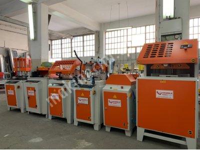 Pvc Makinaları Seçmak  Marka Tam Set 6 Adet