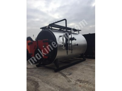Used Steam Boiler