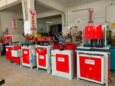 Pvc Makinaları Anadolu Makinada 220 Volt İle Çalışır