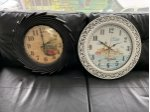 2 Models Wall Clock