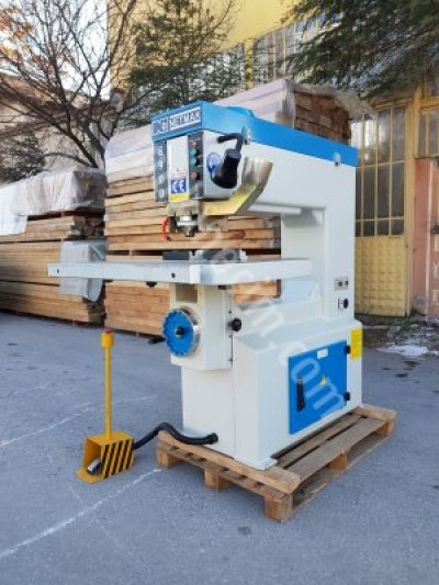 2. El Şakuli Freze Makinesi Netmak Frs 900
