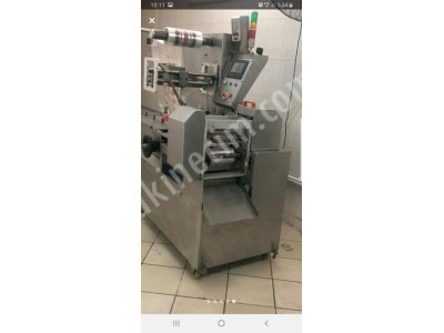 Rollekmek Paketleme Makinası