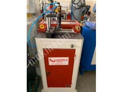 Alüminyum Manuel Kertme Makinası Titiz Marka Bıçaklı 380 Volt