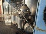 Alfa Laval Süt Krema  Separatörü- Treyağ Paketleme