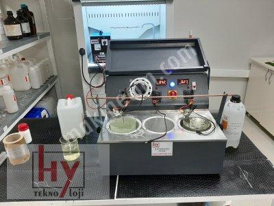 Medikal Sistem Elektropolisaj Makinası ( 3 'lü )
