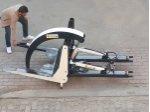 Forklift Uyumlu Tomruk Ataşmanı