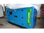 Sıfır 110 Kva Dynamıc Power Dizel Otomatik Jeneratör