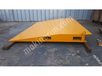 Transition Ramp To Container