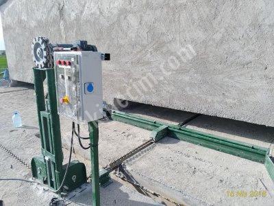 Otomatik Gübre Sıyırıcı - Zincirli - Ce Belgeli - Deney Raporlu