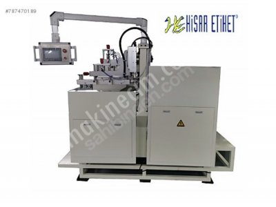 Full Automatic 50x70 Screen Printing Machine