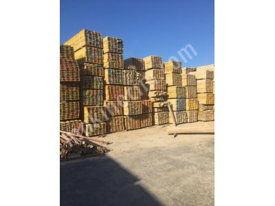 Plywood - Table Scaffolding - Telescopic Strut - Wooden Timber - Scaffolding Scaffold
