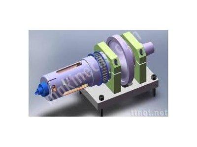 Ultrasonik Dikiş Makinası Non Women Kumaş İçin