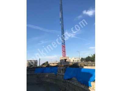 Used Tower Crane Sioma