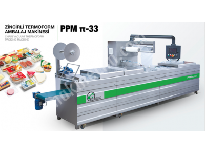 Chain Vacuum Thermoform Machines