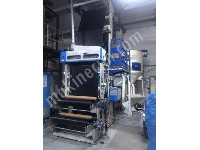 110 Cm With Making Bag Machine Extrüter