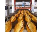 Ekmek Yükleme Boşaltma Robotu Fırın Makinesi