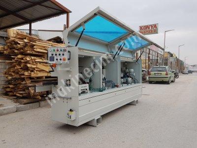 2. El Kenar Yapıştırma Makinesi Ayza Mızrak Ayzaband 4 Ka