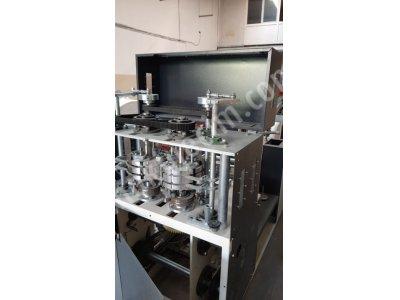 Tm-502  2 Çıkışlı Dispenser Peçete Makinesi