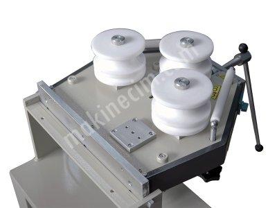 Alüminyum Boru Bükme Makinası Yatay Ve Dikey 220 Volt İle Çalışır Anadolu Makinadan