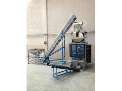 Tam Otomatik Dikey Paketleme Makinesi