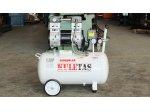 Kuletaş Süper Sessiz Yağsız 50 Litre Hava Kompresörü