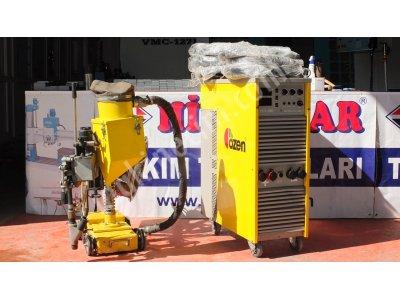 Özen 1000 Amper Traktörlü Tozaltı Kaynak