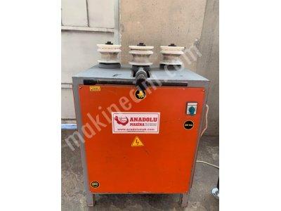 Alüminyum Boru Bükme Makinası 220 Volt Anadolu Makinadan