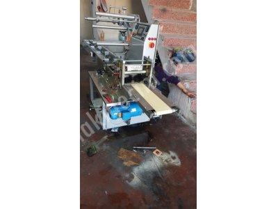 Ambalaj Paketleme Makinası Servolu