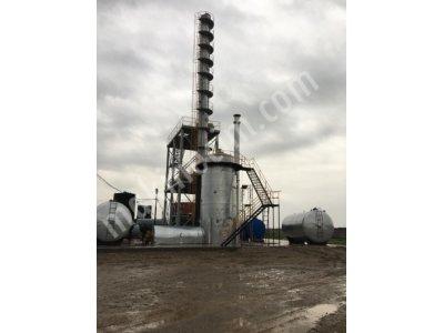 Fuel Oil Distilasyon Sistemleri