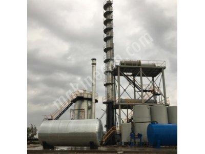 Petrol İşleme Rafineri Tesisi - Akfen Makina
