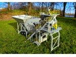 Fabo Yeni Nesil Turbomix-60 Twin Shaftlı Mobil Beton Santrali