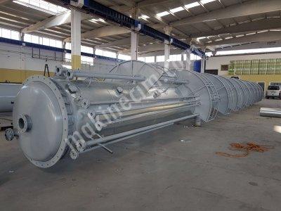Ham Petrol Distilasyon Sistemleri - Akfen Makina