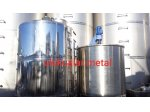 Stainless Heater Mixer Boiler Tank Manufacturing Cosmetic Chemistry Food