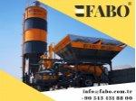 MINIMIX FABO MOBİL BETON SANTRALLERİ +90 507 793 2479