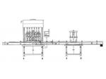 Kozmetik Dolum-Kapak Kapatma-Etiketleme Otomasyon Sistemi