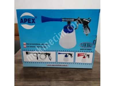 Apex Koltuk Temizleme Aparatı