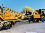 Stoktan Mtk-65 Mobil Tersiyer Kırıcı Kırma Eleme Tesisi