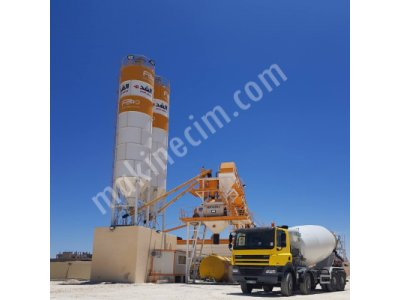 Fabo Powermix-100 Sabit Beton Santrali( 2 Silolu )+90 5077932479