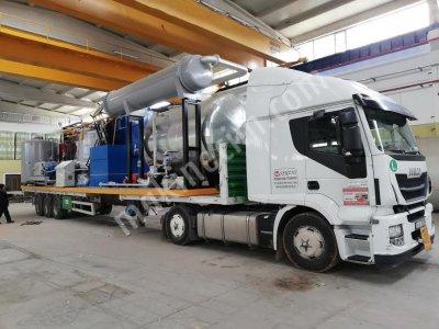 Mobil Ham Petrol Rafineri - Akfen Makina