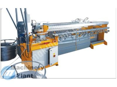 Chainlink Fence Machines Automatic