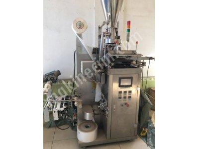İpli Zarflı Süzen Poşet Makinesi