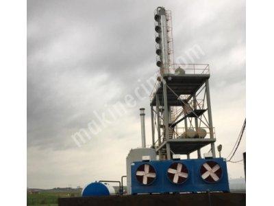 Fuel Oil Rafinerileri Sistemleri