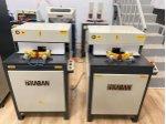 Kaban Marka 3Lü Kolyeri Delme + Frezeleme Makinası